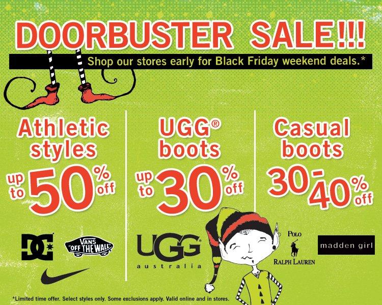 DOORBUSTER SALE: Shop Journeys now for Black Friday deals!