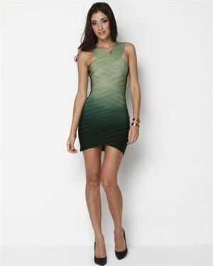 Night-out Favorite: Stretta Sofia Bandage Dress
