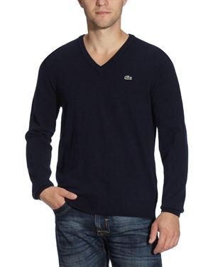 Top Gift For Him: Lacoste Wool Logo Sweater