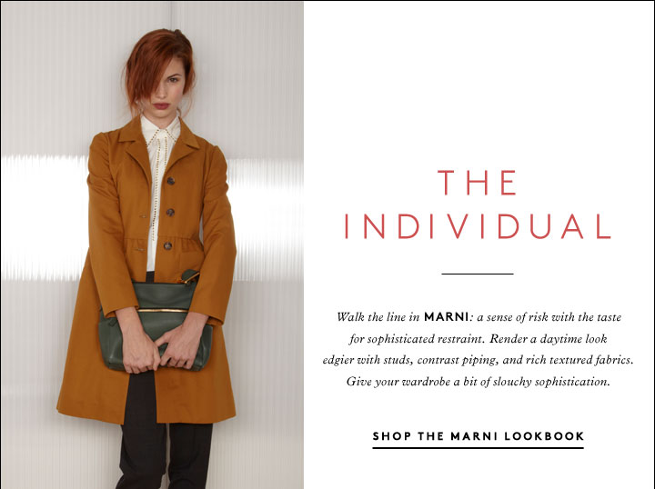 Outside the Everyday: Shop the Marni resort lookbook.