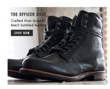 Officer Boot