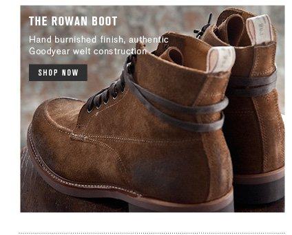 Rowan Boot