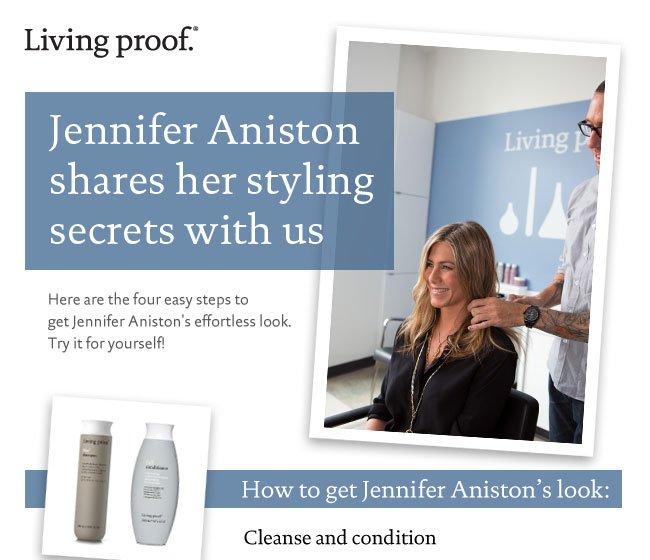 Living Proof: Get Jen's Look