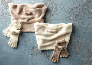 Cold Weather Accessories from Portolano