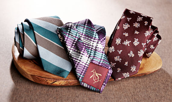 Original Penguin: Neckwear - Visit Event