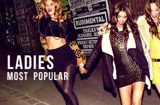 Ladies Most Popular