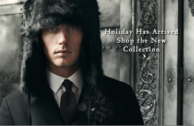 Holiday Has Arrived - Shop the New Collection