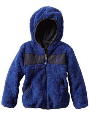 Rugged Bear <br/> Reversible Sherpa Fleece Jacket