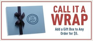 Call It A Wrap - Add Gift Wrap to Your Order for $5