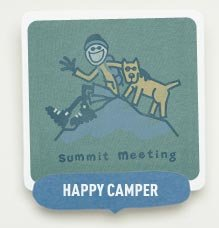 Happy Camper - Shop Camping & Hiking Themed Tees
