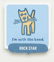 Rock Star - Shop our Music Themed Tees