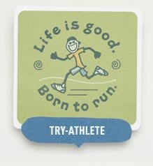 Try-Athlete - Shop our Running Themed Tees
