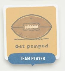 Team Player - Shop our Team Sports Themed Tees