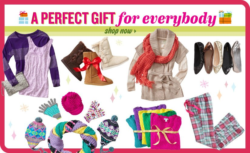 A PERFECT GIFT for everybody | shop now