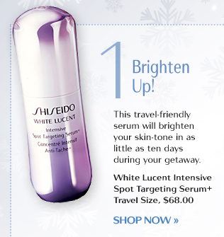 WHITE LUCENT Intensive Spot Targeting Serum+ Travel Size