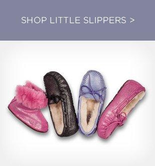 Shop Little Slippers