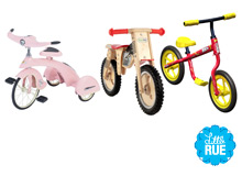 Gifts for Little Daredevils Bikes, Scooters, & More