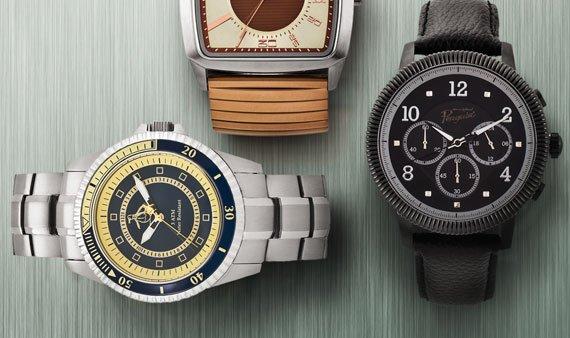 Original Penguin Watches - Visit Event