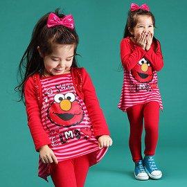 Sesame Street Girls