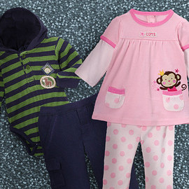Match Set: Infant Outfits