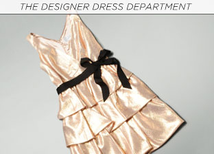 The Designer Dress Department