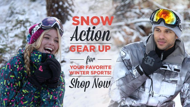 Shop Snow Essentials