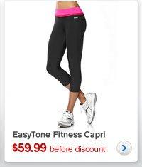 EasyTone Fitness Capri | $59.99 before discount