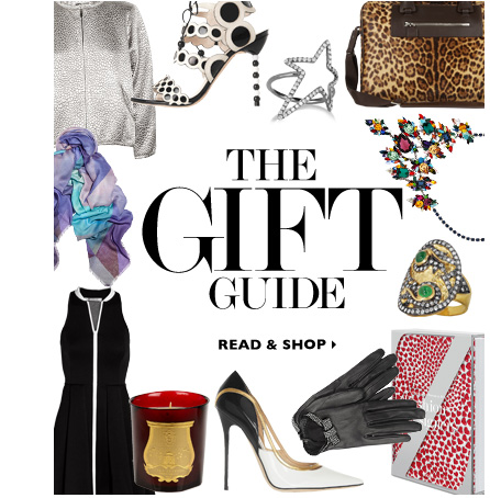THE GIFT GUIDE READ&SHOP