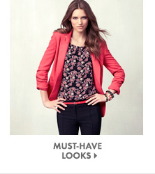 Must–Have–Looks  Shop Now