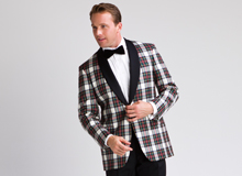 Suit Up Holiday-Ready Formal Wear