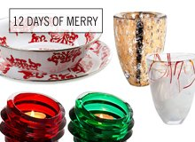 The 12 Days of Merry Holiday Entertaining