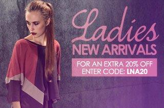 Ladies New Arrivals