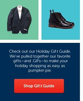 Shop Gif.t Guide