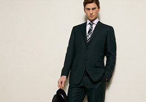 Italian Style Featuring Canali