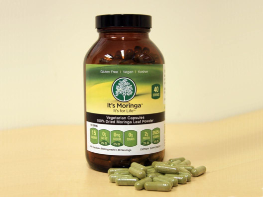 Moringa Leaf Superfood Powder from Tony Horton