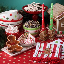 Gingerbread Kitchen Collection