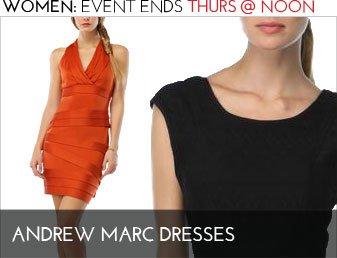 ANDREW MARC - DRESSES
