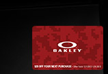 BLACK FRIDAY THIS WEEK ONLY, GET $20 FROM OAKLEY
