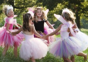 Fit for a Princess: Tutus, Jewelry & More