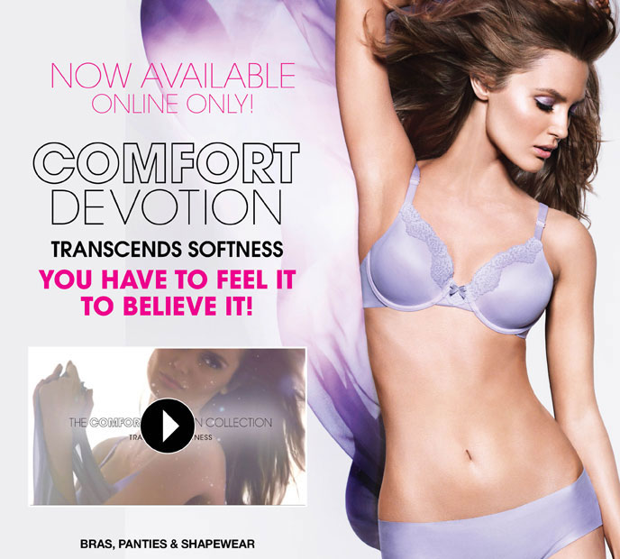 Comfort Devotion: Transcends Softness - You Have to Fee It to Believe It! Play Video Now