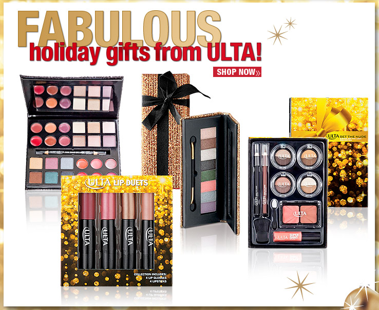 Fabulous Holiday Gifts from ULTA