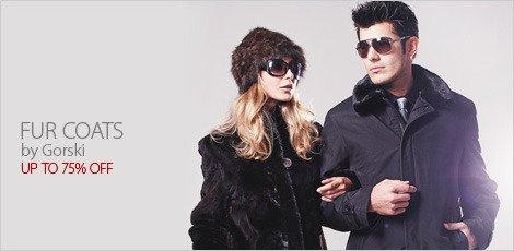 Fur Coats by Gorski