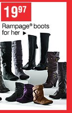 19.97 Rampage® boots for her