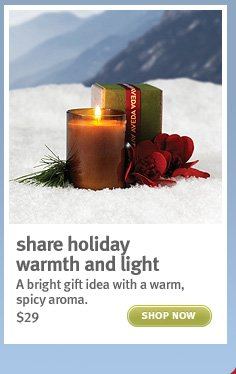 share holiday warmth and light.