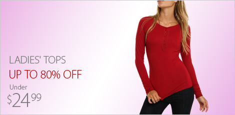 Ladies' Tops & Sweaters