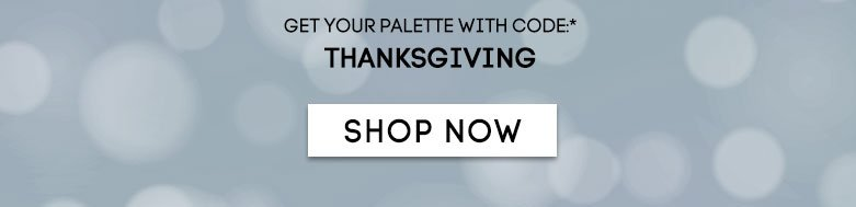 get your palette with code:*thanksgiving