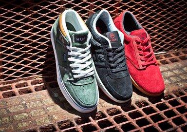 Shop HUF Footwear