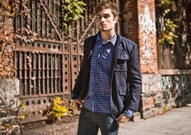 Shop Fresh Picks: Jackets, Wovens & More