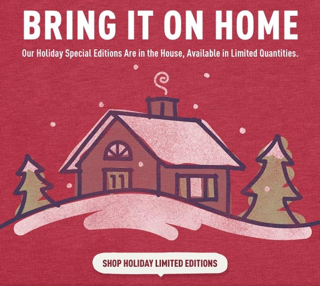 Shop the Life is good Holiday Limited Edition Tees