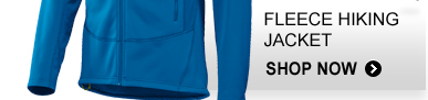 Shop Hiking 1-Side Fleece Jacket »